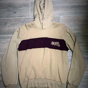 Other - Vintage 80's UMASS Hoodie Snap Sweatshirt OLD Soft